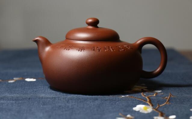 卢辰紫砂壶欣赏