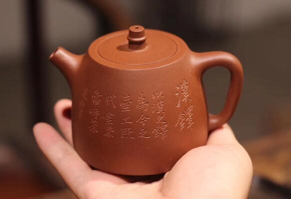 劉燁紫砂壺作品欣賞